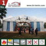 15X20m Brand - Tent van de vertragers de Witte Markttent voor de Partij van het Huwelijk