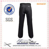 Work lungo Pants con Pocket