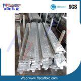 Baugerüst-Stahlplanke-gehende Vorstand-Stahl-Stahlplattform
