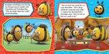 Libro de la tarjeta de la sensación del tacto para los niños