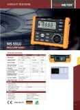 Ms5910 Digital RCD&Loop Tester para GFCI Loop Resistance Testing com 100 Groups Data Logging