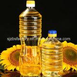 Olie van de Zonnebloem van 100% de Zuivere Geraffineerde voor het Koken
