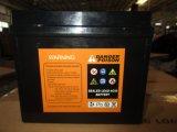 Dynex 12V7ah gedichtete wartungsfreies Leitungskabel-saure Motorrad-Batterie