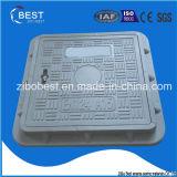 A15 peso plástico de las cubiertas de boca del cuadrado 300*300*30m m SMC FRP