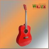 Todos Linder Plywood Guitarra Acústica