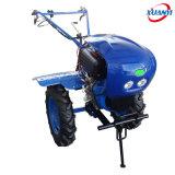 pequeño cultivador rotatorio 7HP con la sierpe ligera de la potencia del motor de gasolina del LED