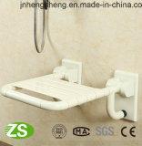 Cuarto de baño ABS Nylon Plegable Handicap Sillas Equipamiento Médico