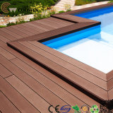 Natrual Wood Plastic Composite / WPC Decking Flooring
