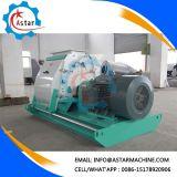 1-2T / H molino de martillo para aplastar papel usado