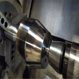 Material inoxidável de precisão CNC Turned Parts Superfície de moagem