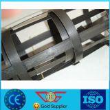 La cuesta protege el precio compuesto plástico de acero biaxial de Geogrid que suelda