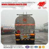 De chemische Semi Aanhangwagen van de Tanker van Vloeistoffen met het Isoleren Laag