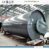 油をさすために使用されたタイヤをリサイクルする15tonタイヤの熱分解のプラント