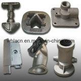 ステンレス鋼の投資鋳造の機械化の部品(無くなったワックスの鋳造)