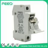 Aplicación PV 1000VDC 1p Automática 9A 10A 25A Caja de fusibles