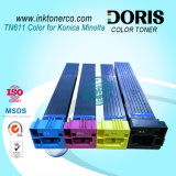 Color Toner Tn611 Copiadora para Konica Minolta Bizhub C451 C550 C650 Repuestos