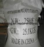 Kalium Fluotitanate voor het Uitvoeren
