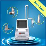 クリニックの使用の美容院装置の携帯用僅かの二酸化炭素レーザー