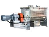 Máquina doble horizontal de la mezcla de la cinta para mezclar el polvo seco