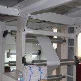 Machine d'impression de rotogravure de couleur du film plastique 6
