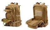 morral táctico del bolso del paquete del asalto militar del sistema de 600d Molle