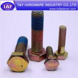 ASTM A325/A490 schwere Hex strukturelle Schrauben