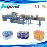 Maquinaria de empacotamento automática da bebida da energia do aço inoxidável