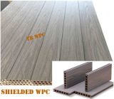 WPC Anti-UV Co-A expulsé Decking