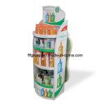 Стойка индикации продукта бумаги стойки индикации картона высокого качества изготовленный на заказ