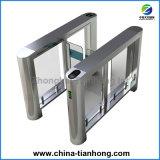 Porta automática cheia biométrica Th-Sg305 do torniquete da porta de velocidade da segurança