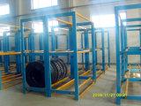 Cremalheira resistente do pneu do metal do armazenamento industrial do armazém/cremalheira do pneumático