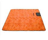Couvre-tapis de pique-nique portant résistant d'eau léger de courroies