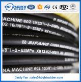 2sn 1 polegada - mangueira hidráulica da pressão elevada para pneumático