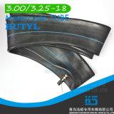 オートバイのButyl管の内部管のゴム製管3.00-18