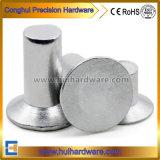 DIN661印を広告するためのアルミニウムによってさら穴を開けられるヘッド固体リベット