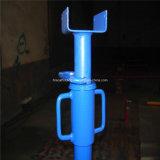 puntello d'acciaio registrabile dell'impalcatura galvanizzato 2200-4000mm per il sistema della cassaforma