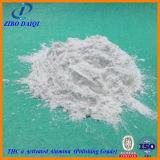 Polvere calcinata di ceramica dell'allumina della materia prima di produzione