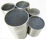 Metall Honeycomb Substrate für Vehicle/Motorcycle Catalytic Converters
