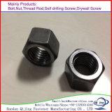 Noix Hex bon marché de l'acier du carbone des prix de qualité DIN934