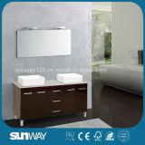 Горячий шкаф ванной комнаты MDF сбывания с хорошие качеством (SW-1325)