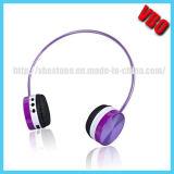 Hete Verkopende Lichtgewicht Stereo Draadloze Hoofdtelefoon Bluetooth