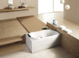 vasca da bagno di massaggio dell'interno più poco costosa di 1.5m (M-8118)