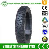 90/90-14 fabricante del neumático del neumático de la motocicleta de China Qingdao