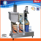 Filling automático Machine para Industrial Paint/Coating con Capping (DCS30GY-FB)