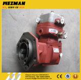 Compresor de aire de las piezas del motor de Shangchai de los recambios del cargador de la rueda de Sdlg C47ab-47ab001+C