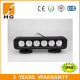 CREE Chip 40W DEL Offroad Light Bar de 8inch Single Row