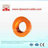 H07V-U 1.5mm2 kupferner elektrischer Draht des Belüftung-Gebäude-BS6004