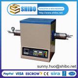 De vacuüm Oven van de Buis, Oven Op hoge temperatuur van de Buis buis-1400
