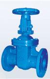 Válvula de porta assentada metal de aumentação F5 do ferro de molde do RUÍDO
