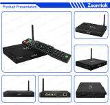 Android 4.4 Set Top Box com quadrilátero Core WiFi Duplo-Band